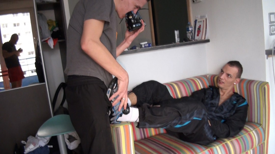 your sneakers creampie my skets