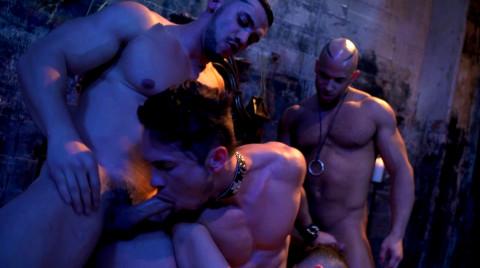 L20330 DARKCRUISING gay sex porn hardcore fuck videos bdsm hard fetish rough leather bondage rubber piss ff puppy slave master playroom 11