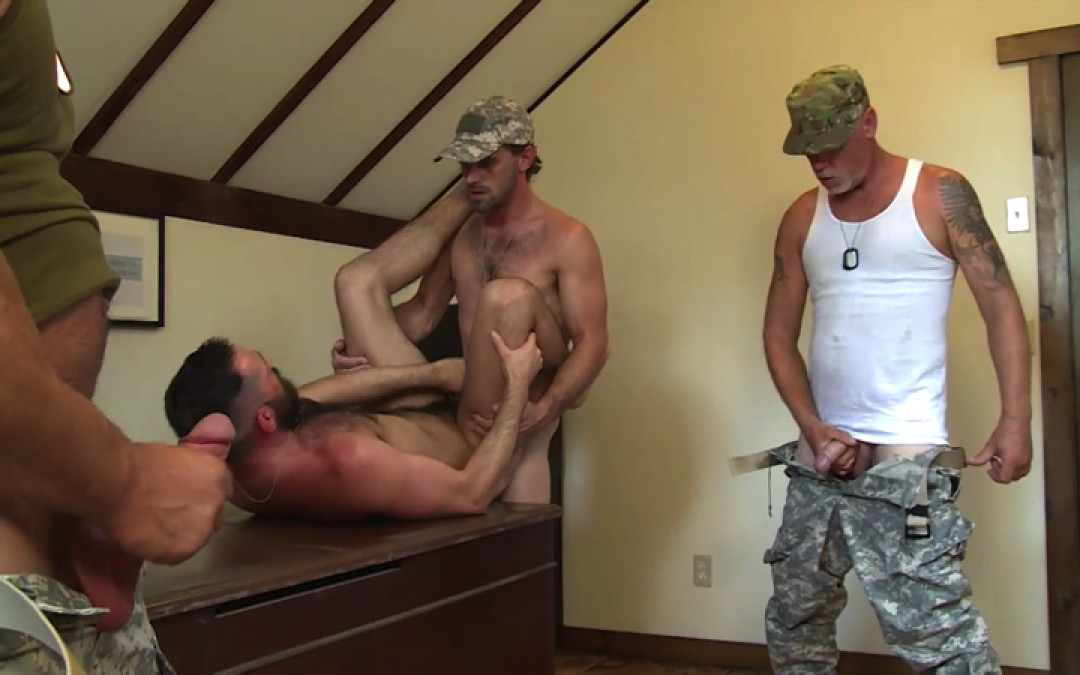 Initiation by the army doctor