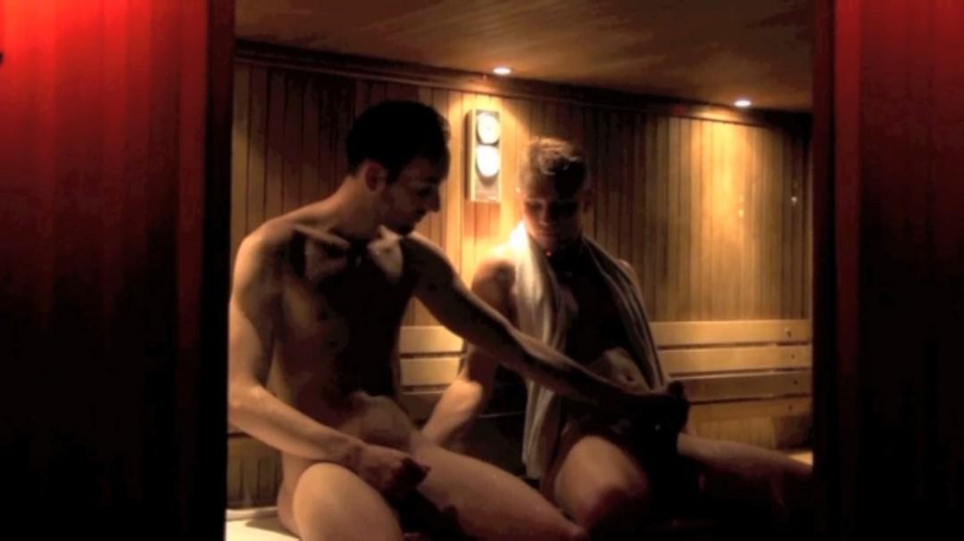 Les jeunes bogosses du Sauna THIERS