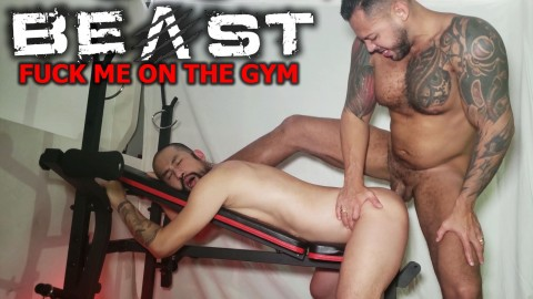 viktor-rom-gay-porn-actor-beast-gym