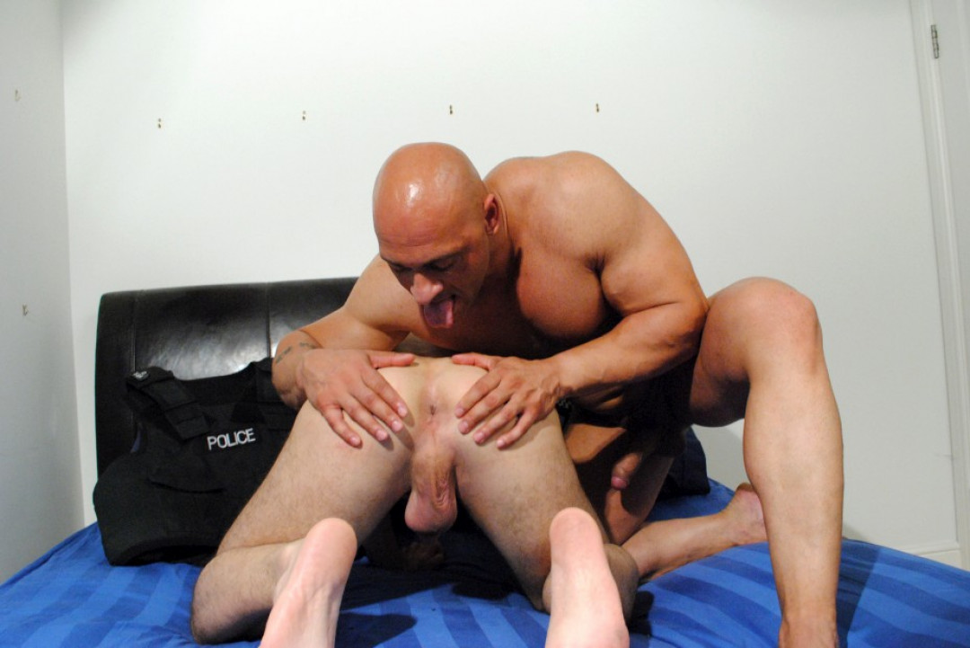 At the command of the cock
