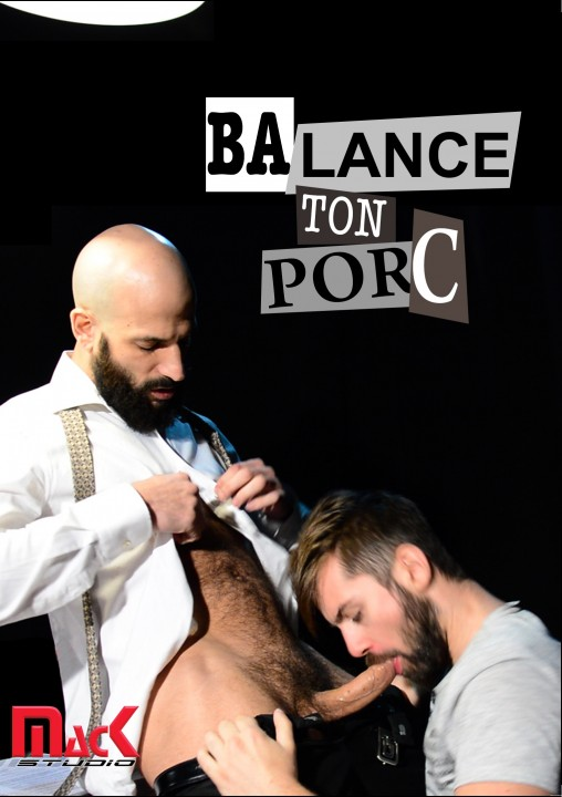 Balance ton porc