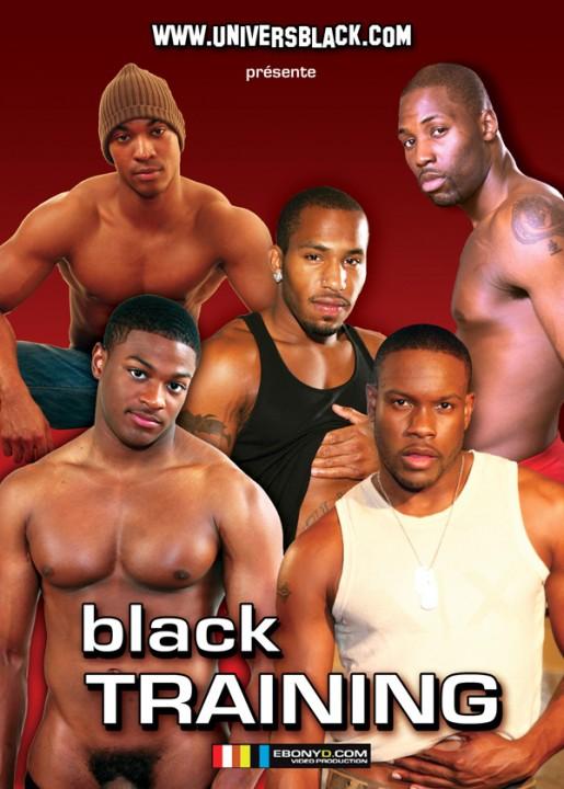 BLACK TRAINING