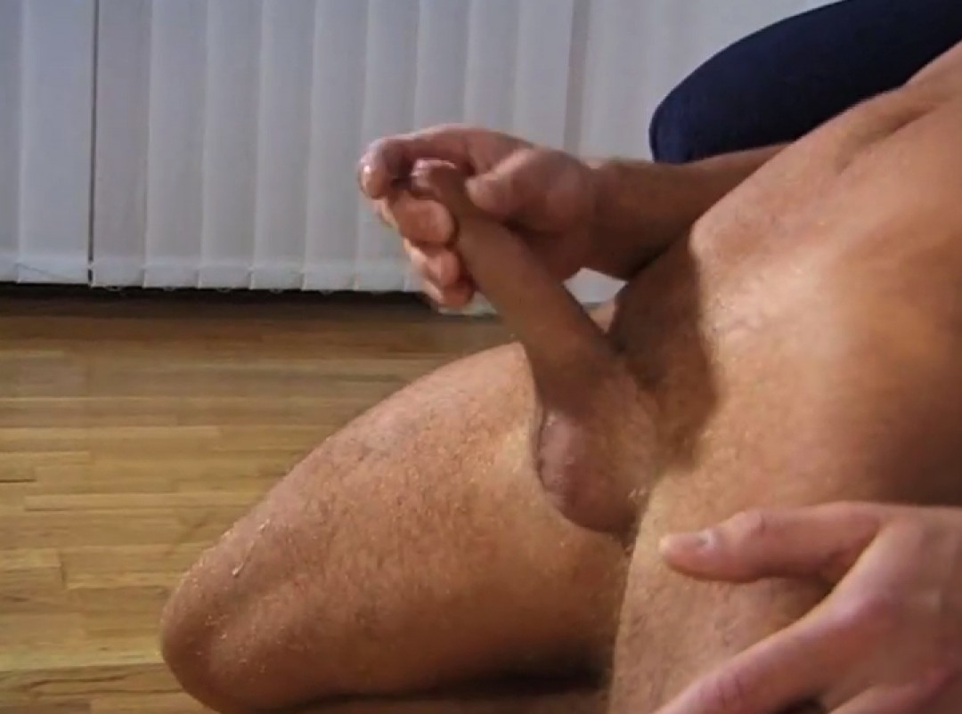 Getting hard for gay porn