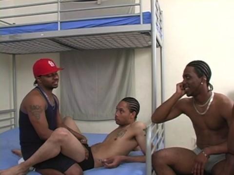 quatre blacks et leurs queues xxl 4