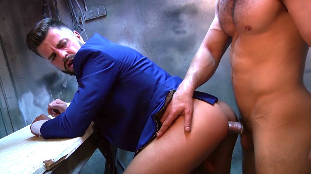 Super hot gay fuck between Dato Foland and Hector De Silva