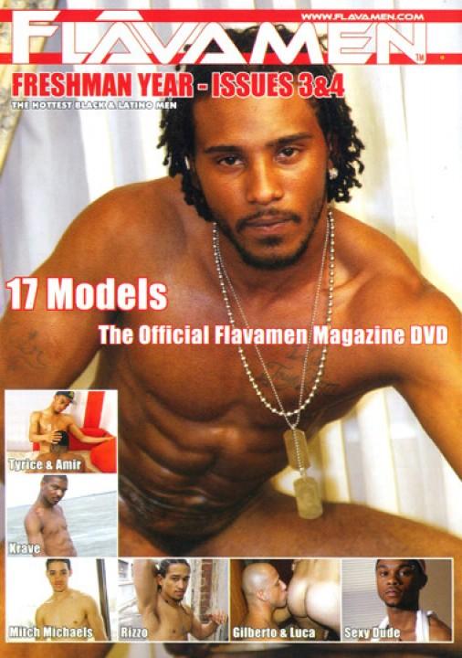 FLAVAMEN - FRESHMAN YEAR 2 - ISSUE 3-4