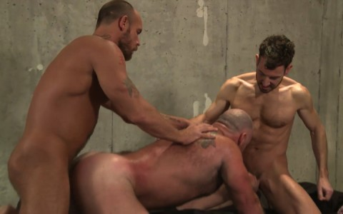 L16137 MISTERMALE gay sex porn hardcore fuck videos males beefy hairy studs hunks 11