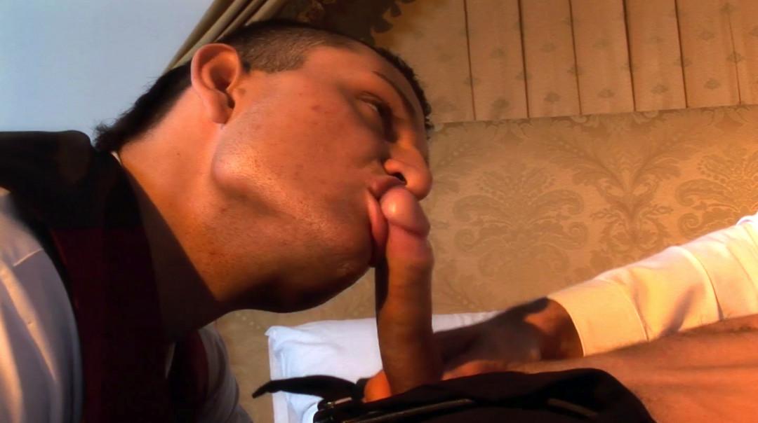 Le majordome gay a besoin de bite