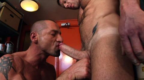 L20464 ALPHAMALES gay sex porn hardcore fuck videos butch hairy hunks macho men muscle rough horny studs cum sweat 12