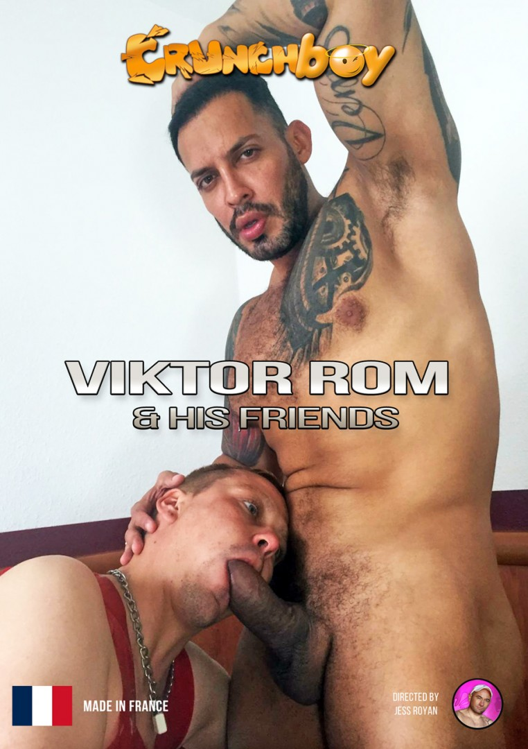 Viktor Rom & his friends   copie