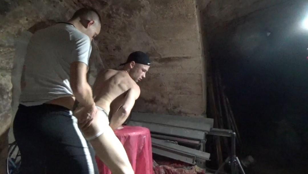 Patrick BAUER webcam porn shoot dosed by Tim COSLA