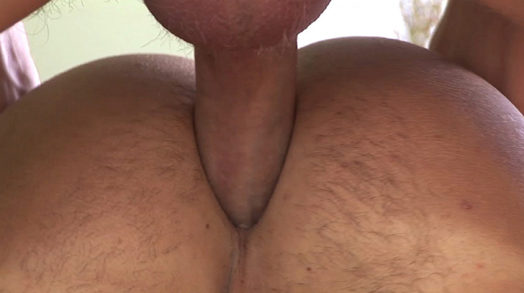 Clean the floor, clean my gay cock