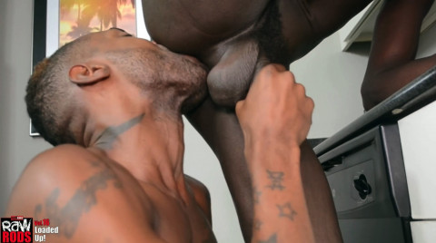 L20027 UNIVERSBLACK gay sex porn hardcore fuck videos blacks black thugz gangsta big cock BBC BBD 06