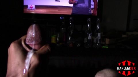 L18838 HARLEMSEX gay sex porn hardcore fuck videos black bbk deepthroat papi thug cum 009