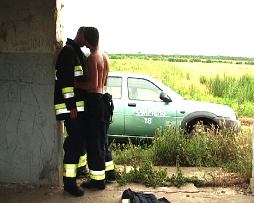 Super sexy french firefighters