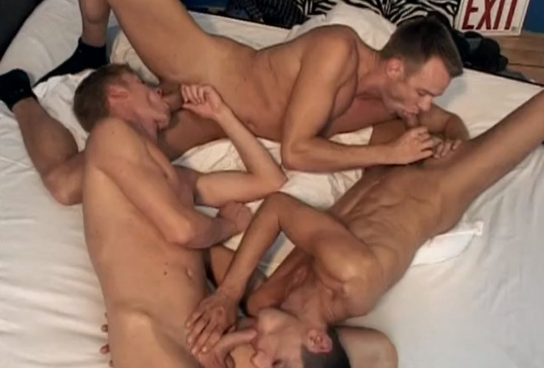Good times for 3 boys next door
