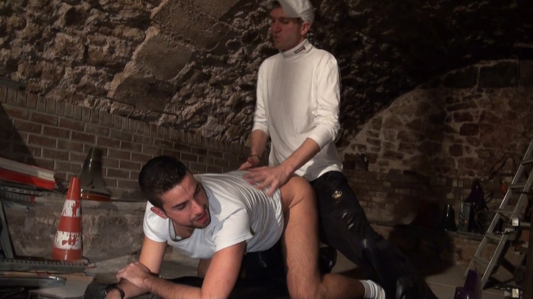 Morgan DAIX casted porn by JUAN XXL