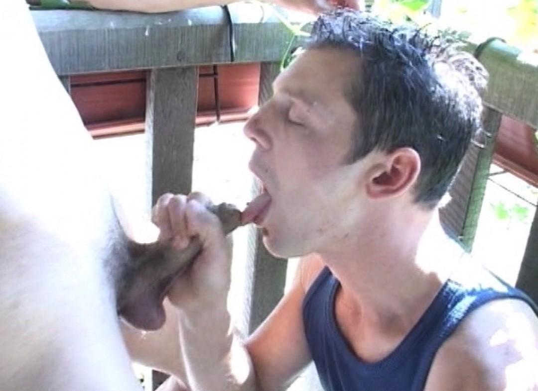 Bricolage et limage entre un hétéro et un gay