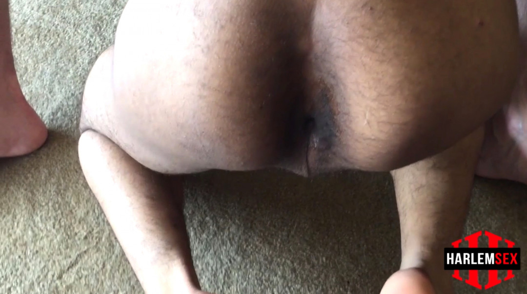 Two big cocks for a twink, bareback gay porn