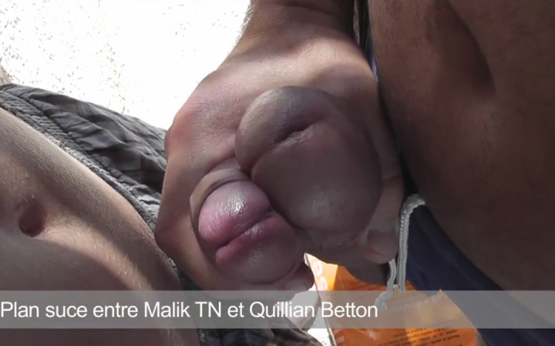 Oral Sex Session Between Malik and Quillian