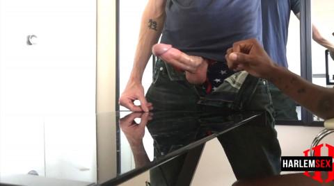 L18801 HARLEMSEX gay sex porn hardcore fuck videos bj blowjob deepthroat mouthfuck suck slut xxl cocks cum shot spunk 04