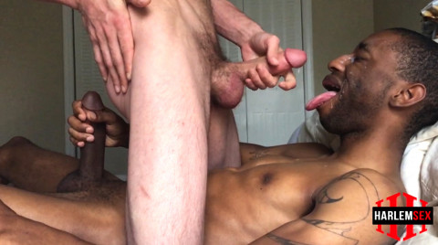 L18743 HARLEMSEX gay sex porn hardcore fuck videos blowjob deepthroat mouthfuck black cum slut sperm bbk bareback 04