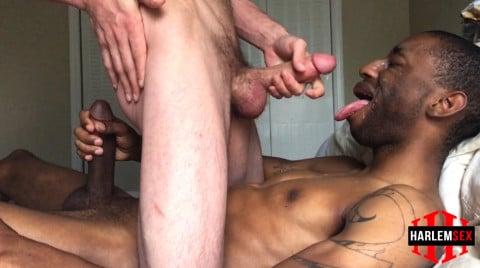L18743 HARLEMSEX gay sex porn hardcore fuck videos blowjob deepthroat mouthfuck black cum slut sperm bbk bareback 04