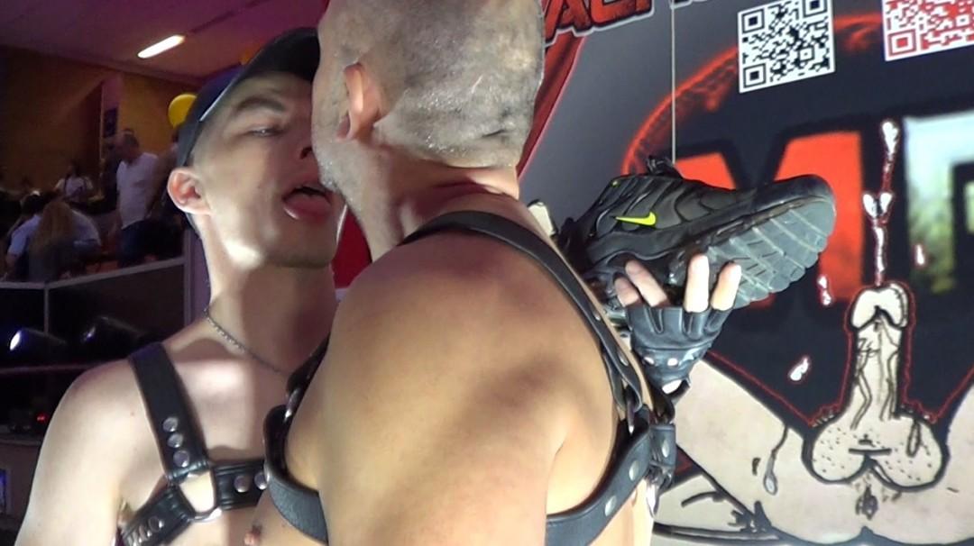 Show porn live in BCN Fabien dos par Stiff VAGAS