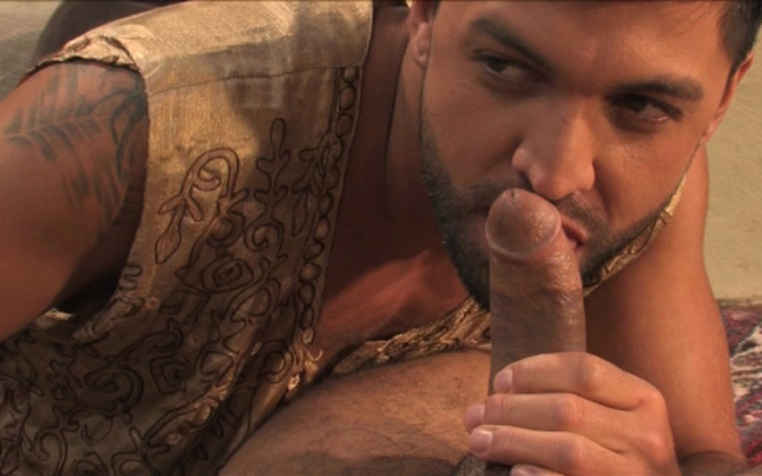 Arab prince and his sex servants