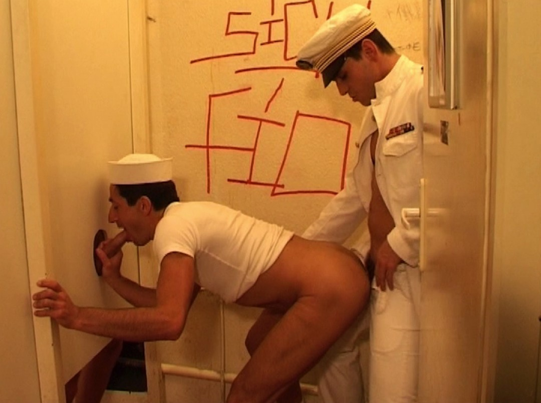 Navy gloryhole