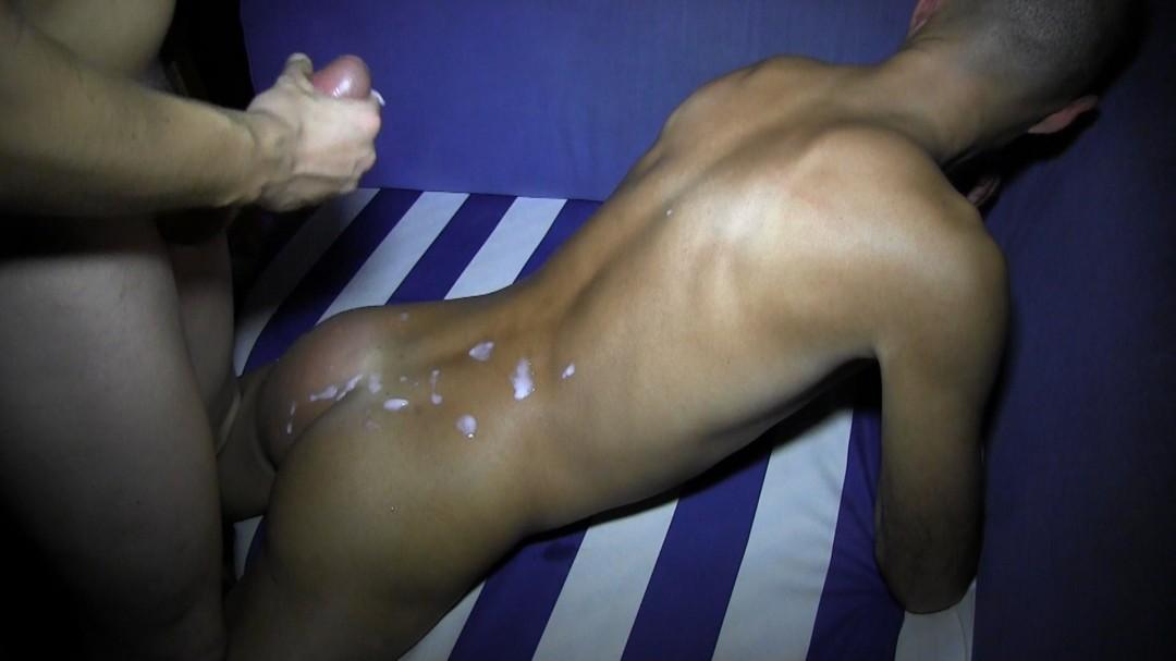 le casting porno d'un  jeune rebeu du 93