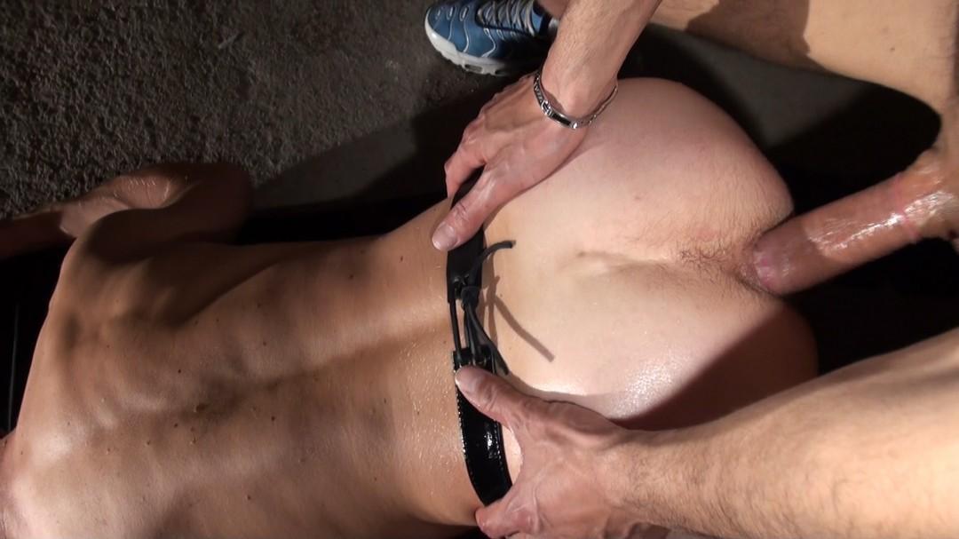 Slut fucked by Tony