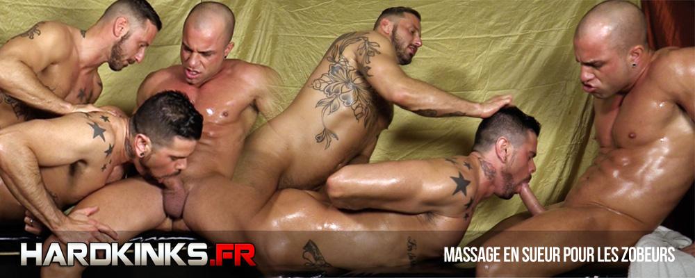Massage pour les zobeurs