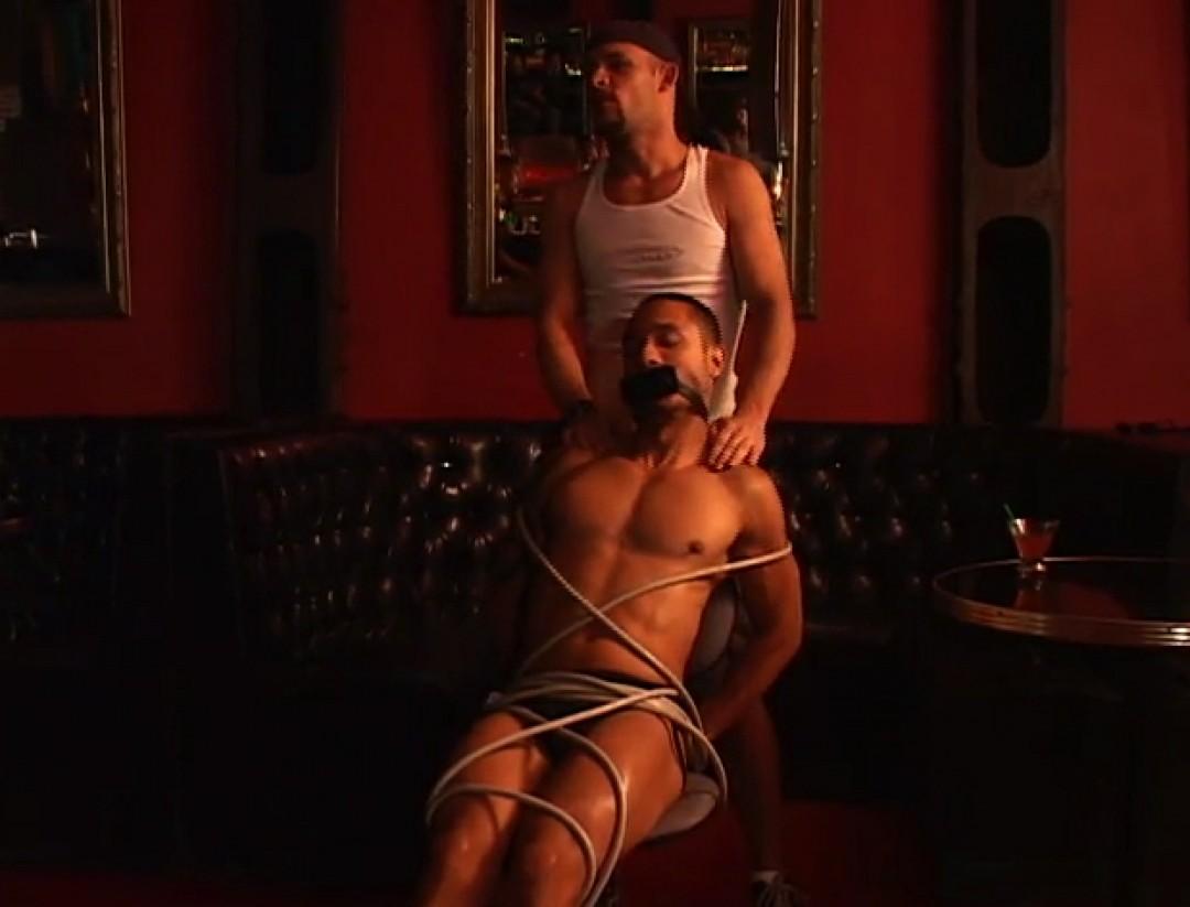 A bondage fantasy