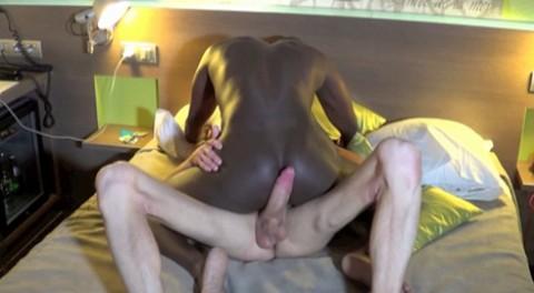 Casting d'un très beau black de NANTES