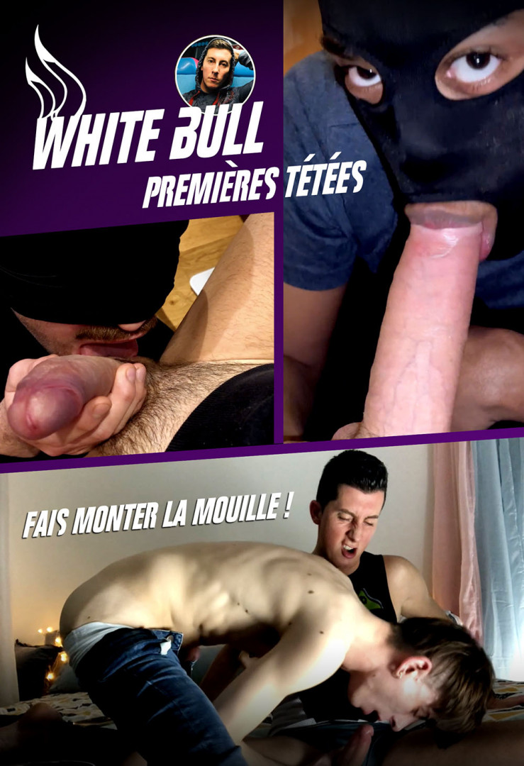 Chris White Bull # 1 - Premières tétées
