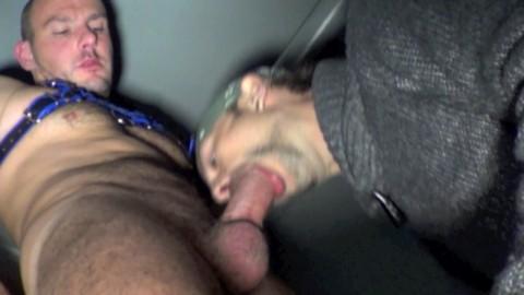 Un gitan se fait défoncé par les 23 cm de Diabolik boy