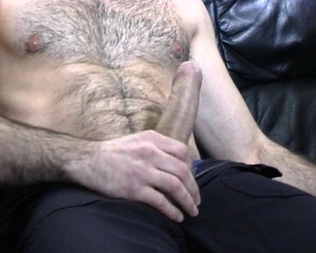 Hairy men