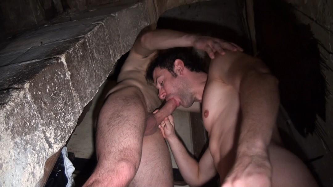 JEunes Lascar en plan cave viril