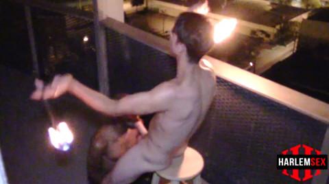L18824 HARLEMSEX gay sex porn hardcore fuck videos bj blowjob deepthroat mouthfuck suck slut xxl cocks cum shot spunk 12