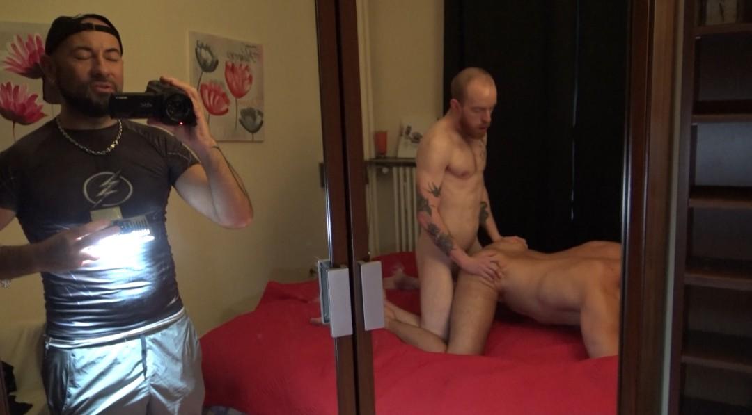 Enzo RIMENEZ fucked bareback by REMY TOON