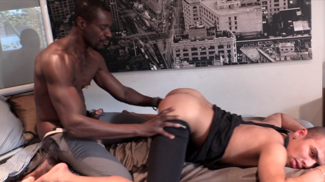 FUCKED DOWN BY CARIBEAN DADDY