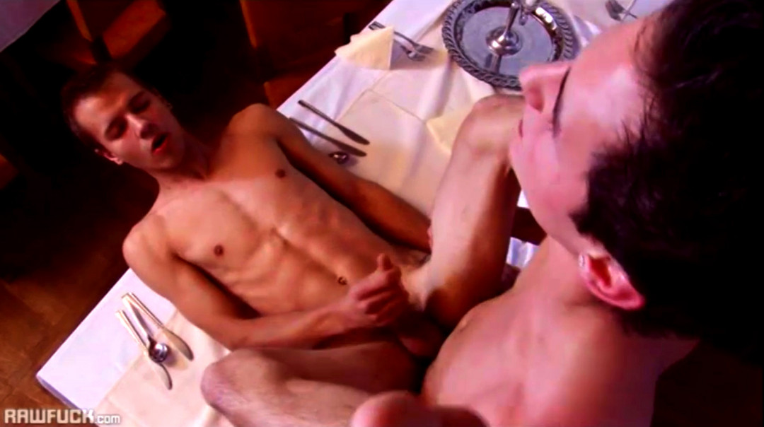Long gay twink dicks are just so good