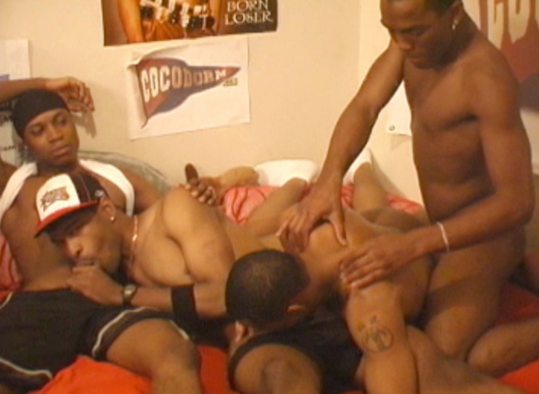 Five locked-up and horny!