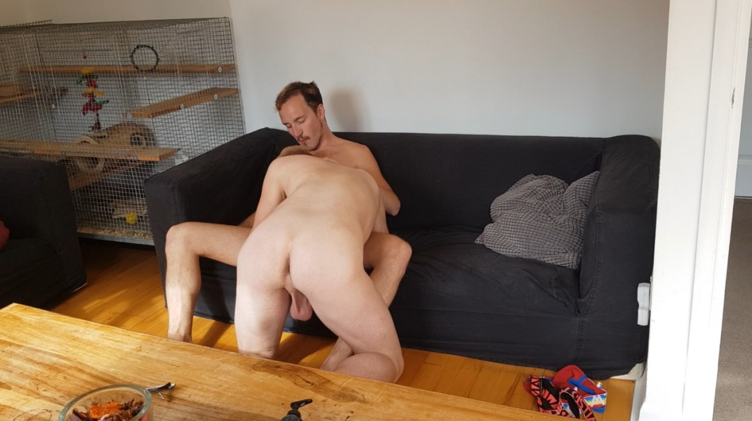 James WINTER fucked by MAxence ANGEL