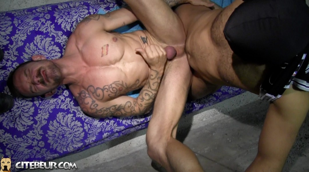 Stephane Raw fucked by Malik
