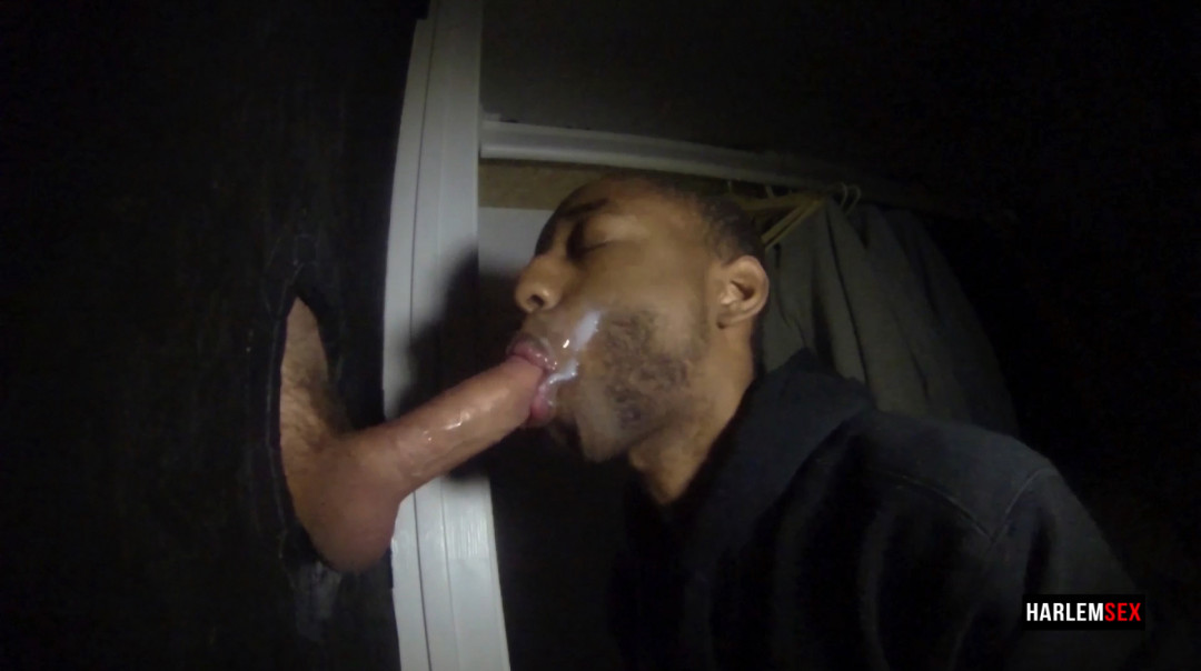 A sucker for cum