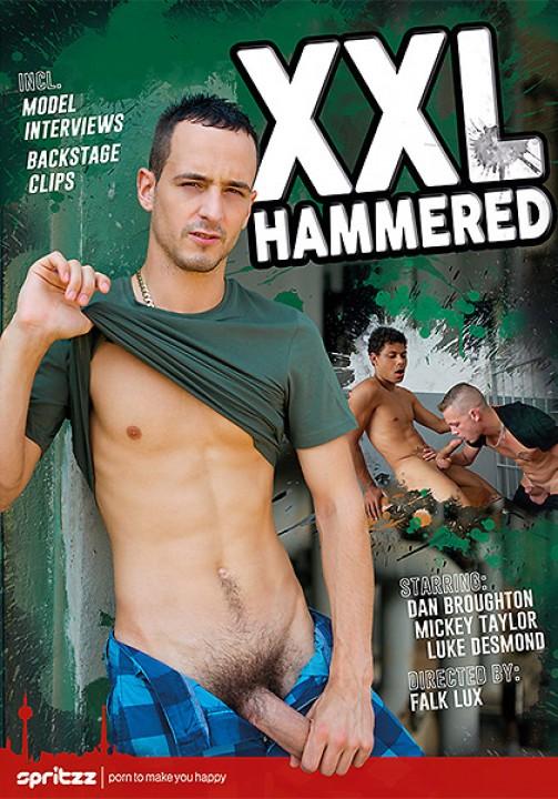 XXL Hammered